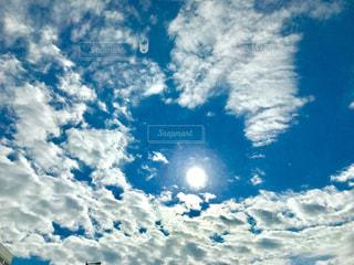 空には雲の写真・画像素材[1061160]
