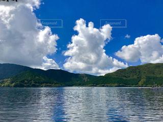 芦ノ湖の写真・画像素材[1590076]