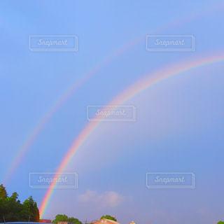 虹の二重橋の写真・画像素材[979090]