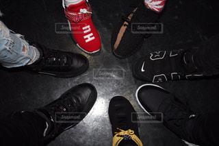 靴のグループの写真・画像素材[979420]