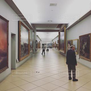とある美術館の写真・画像素材[979898]
