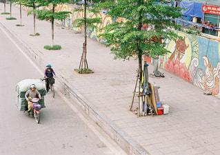 ベトナム、ハノイの風景の写真・画像素材[1383513]