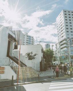 都会の昼下がりにの写真・画像素材[981045]