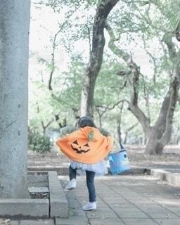 trick or treat!の写真・画像素材[2712790]