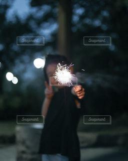 花火の写真・画像素材[3376797]