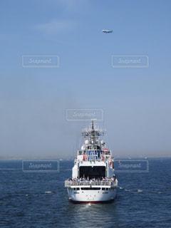 水体の大型船の写真・画像素材[982148]