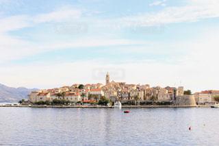 島の旧市街の写真・画像素材[982696]