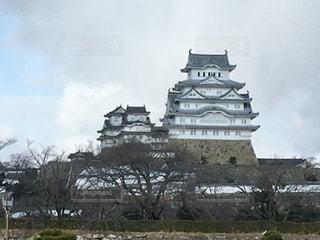 姫路城の写真・画像素材[983221]