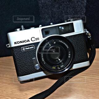 カメラ Konicac35の写真・画像素材[984285]