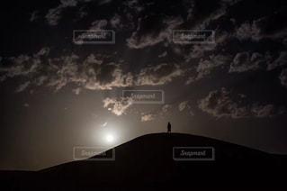 空の雲の写真・画像素材[1001475]