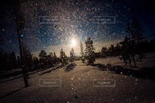街の夜景の時間の写真・画像素材[1001504]