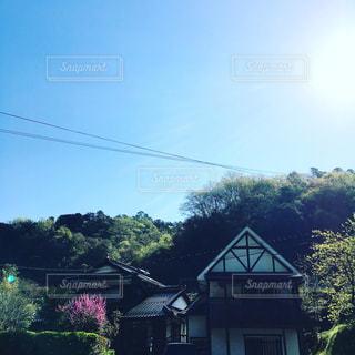 田舎の家の写真・画像素材[984483]