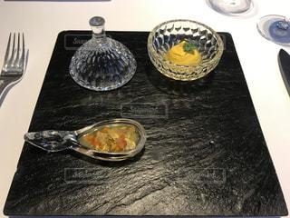コース料理の前菜の写真・画像素材[986605]