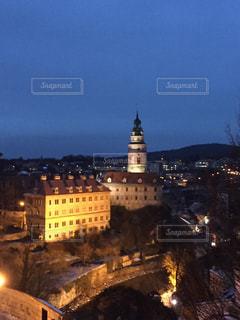 ヨーロッパのお城の写真・画像素材[987495]