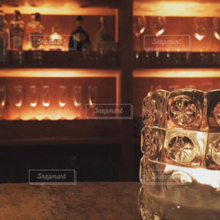ワインのガラスの写真・画像素材[987053]