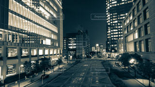 横浜の夜景の写真・画像素材[1009901]