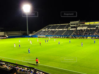 サッカーの写真・画像素材[220829]