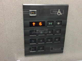 エレベーターの写真・画像素材[381411]