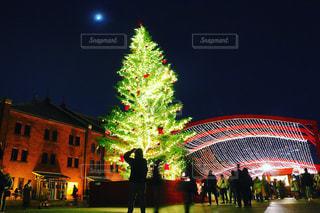 クリスマスマーケットの写真・画像素材[989981]
