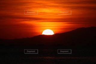世界三大夕日の写真・画像素材[1042196]