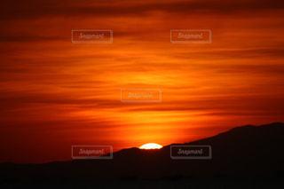 世界三大夕日の写真・画像素材[1042198]