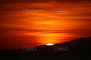 世界三大夕日の写真・画像素材[1042199]