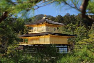 金閣寺の写真・画像素材[1048886]
