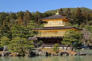 金閣寺の写真・画像素材[1048901]