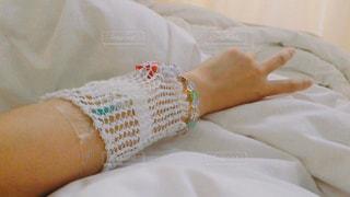 入院中の写真・画像素材[1149814]