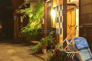銀山温泉の街並みです。の写真・画像素材[993015]