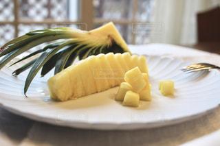 幸せパイナップルの写真・画像素材[1822576]