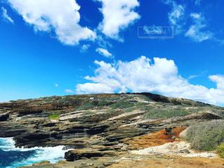 ハワイでドライブの写真・画像素材[1036183]