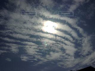 空の雲の写真・画像素材[1039111]