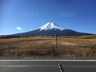 富士ドライブから眺めた富士山の写真・画像素材[1291100]