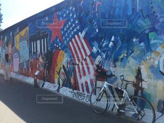 ベルリンの壁 イーストサイド・ギャラリーの写真・画像素材[991244]