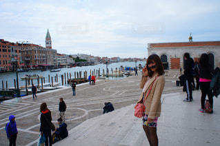 ヴェネツィア散策の写真・画像素材[994223]