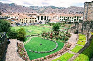 ペルーの街の写真・画像素材[1124354]