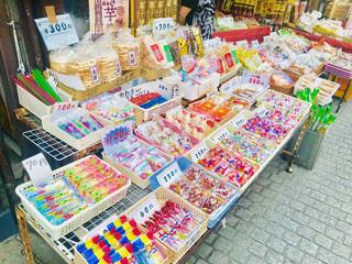 駄菓子屋の写真・画像素材[1310008]