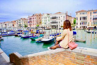 ヴェネツィアの風景の写真・画像素材[1717493]