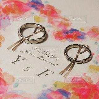 結婚指輪の写真・画像素材[992190]