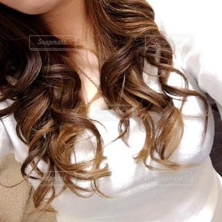 巻き髪 - No.992701