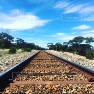 鉄道の写真・画像素材[1058736]