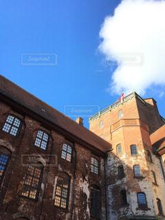 デンマークのお城の写真・画像素材[995618]