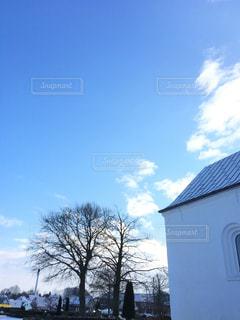 デンマークの空🇩🇰の写真・画像素材[996988]