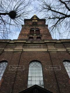 デンマークにある救世主教会の写真・画像素材[1025912]