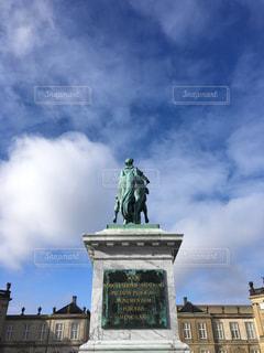 デンマークの首都コペンハーゲンにある人気観光地「アマリエンボー」の写真・画像素材[1025915]