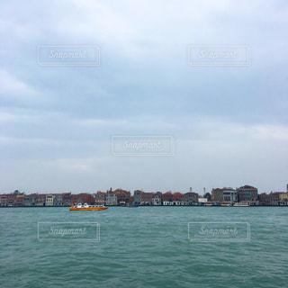 ベネチアの海の写真・画像素材[1174154]