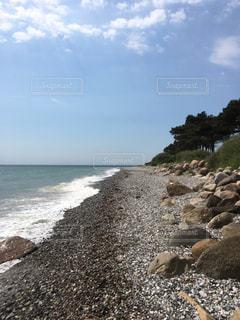 デンマークの海🇩🇰の写真・画像素材[1215414]