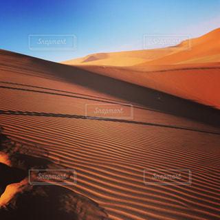 Sand Waveの写真・画像素材[993500]