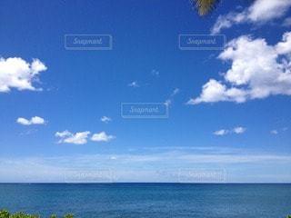 青い海の写真・画像素材[35032]